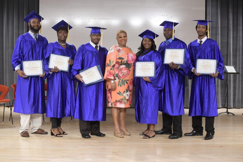 STRIVE New Orleans Graduation, 2018