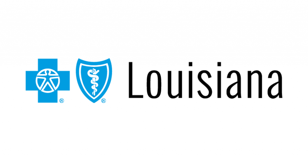 Blue Cross Blue Shield of Louisiana Logo