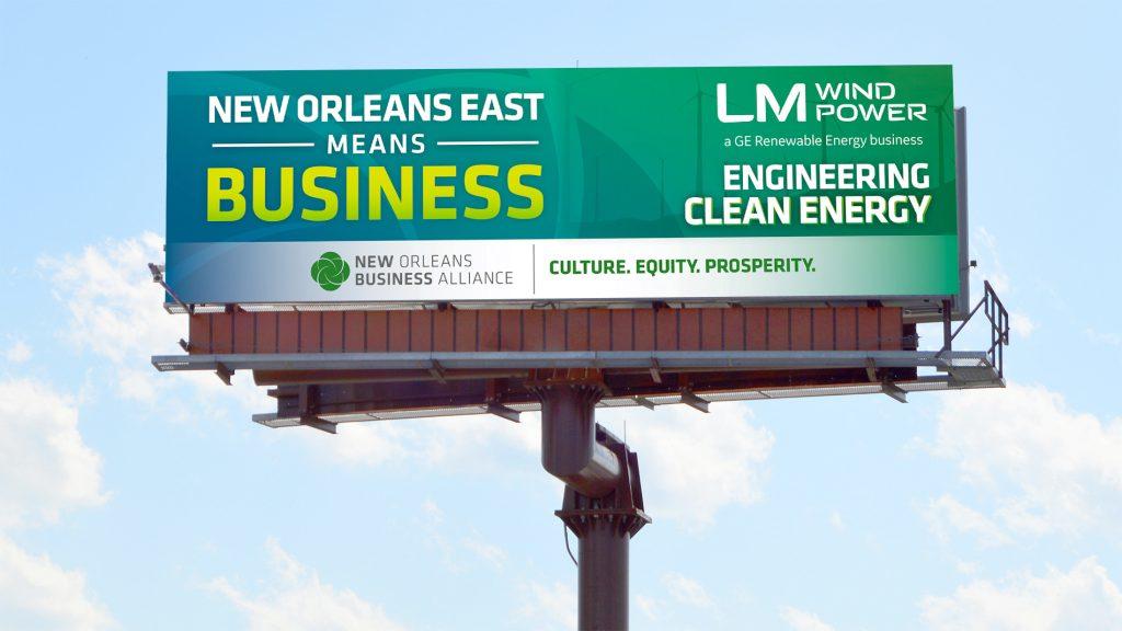 LM billboard