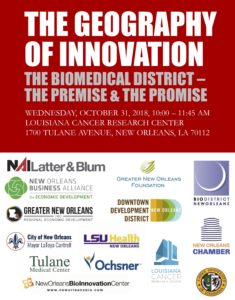 Geography of Innovation Biomedical