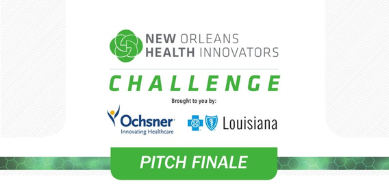 New Orleans Health Innovators Pitch Finale