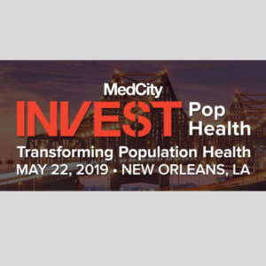 MedCity INVEST Pop Health New Orleans