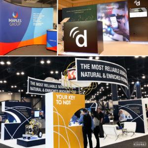 Synergy DG trade show design